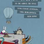 Em Beja a Celebração do Dia Mundial do Livro é dia 21… quase 23 de Abril – Numa cidade acordada uma biblioteca sem sono