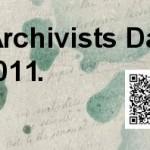 """Um dia para perguntar ao arquivista sobre o seu trabalho: """"Ask Archivists Day"""" - 9 de Junho"""