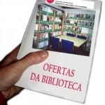Ofertas da Biblioteca da BAD em fevereiro