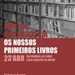 Biblioteca da Universidade Fernando Pessoa celebra o Dia Mundial do Livro e dos Direitos de Autor