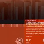 """Apresentado livro com as atas do Encontro """"Acervos patrimoniais: novas perspetivas e abordagens"""""""