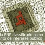 Edifício da Biblioteca Nacional de Portugal declarado monumento de interesse público