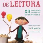 cartaz XII encontro literatura infanto juvenil