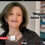 Teresa Calçada: duas ou três coisas que eu sei dela