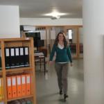 Testemunho de Ana Roxo sobre a participação no  Programa de Mobilidade em bibliotecas do ensino superior