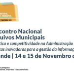 Inquérito nacional aos arquivos municipais