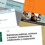 Para saber mais sobre...cooperação entre arquivos, bibliotecas e museus