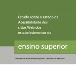 Estudo sobre o estado da Acessibilidade dos sítios Web dos estabelecimentos de Ensino Superior