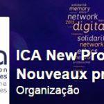 Conselho Internacional de Arquivos lançou um programa específico para novos profissionais