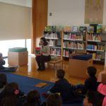 Dia Mundial do Livro. Contos para pequenos e graúdos na Biblioteca de Estarreja