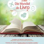 Dia Mundial do Livro. Bibliotecas de Oeiras surpreendem utentes dos comboios