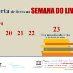 Dia Mundial do Livro. Arquivo da FCT oferece livros