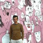 """António Jorge Gonçalves: """"Na ilustração gosto do exercício de me imaginar com 4 ou 70 anos"""""""