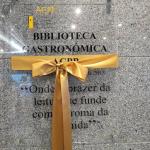 Biblioteca Gastronómica abre portas em Lisboa