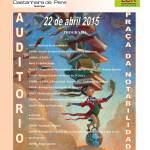 Dia Mundial do Livro. Fase Distrital do Concurso Nacional de Leitura em Castanheira de Pêra