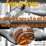 Dia Mundial do Livro. Livros usados na Escola Superior de Tecnologia e Gestão de Viseu
