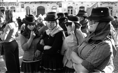 1.º de Maio de 1975, em Montemor-o-Novo