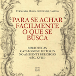 Apresentação pública do mais recente livro de Fernanda Campos