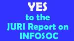 Relatório INFOSOC votado hoje no Parlamento Europeu