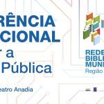 1ª Conferência Internacional da Rede de Bibliotecas Municipais da Região de Aveiro