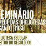 Santo Tirso discute bibliotecas e leitura