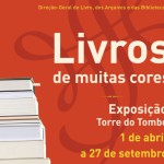 """""""Livros de Muitas Cores"""" na Torre do Tombo"""