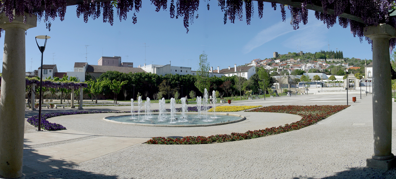 cidade de Castelo Branco