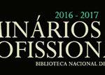 Seminários Profissionais na Biblioteca Nacional em setembro