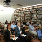 Ciclo de reflexões e debates: Gestão do risco na área da informação