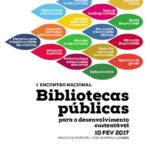 Loures organiza o I Encontro Nacional de Bibliotecas Públicas para o Desenvolvimento Sustentável