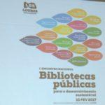 I Encontro Nacional de Bibliotecas Públicas para o Desenvolvimento Sustentável
