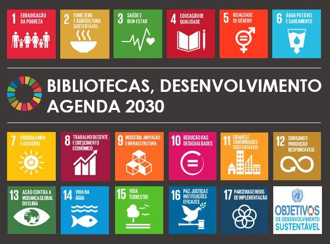 Nova data para o seminário sobre a Agenda 2030 e as bibliotecas em Braga