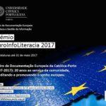 PRÉMIO EUROINFOLITERACIA 2017
