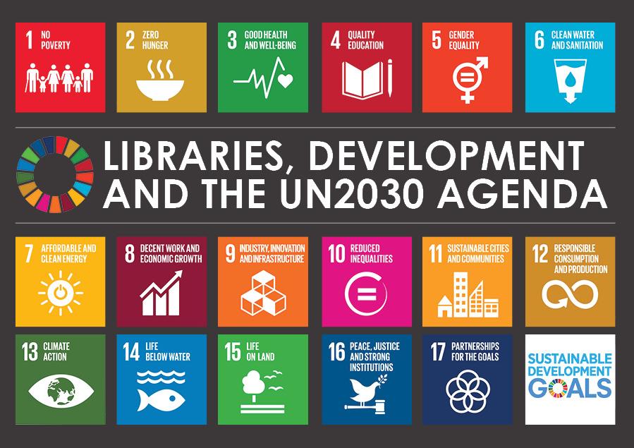 2 seminários sobre a Agenda 2030 e as bibliotecas em Braga e Lisboa a 19 de maio