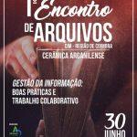 I Encontro de Arquivos – CIM Região de Coimbra