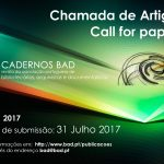 Cadernos BAD 1|2017 - Chamada de artigos