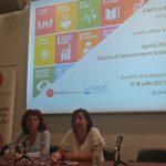 Sessão sobre Acesso à Informação e a Agenda 2030 da ONU