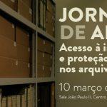Jornadas de Arquivo | Acesso à informação e proteção de dados nos arquivos da Igreja