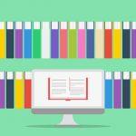 A indexação nos arquivos em destaque no próximo curso e-learning