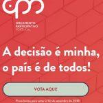 Orçamento Participativo Portugal: projetos de Bibliotecas e Arquivos