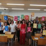 Sessão sobre Bibliotecas, Acesso à Informação e a Agenda 2030 em Braga