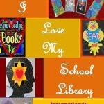 """Celebrar as Bibliotecas Escolares em outubro - """"Porque eu amo a minha Biblioteca Escolar"""""""