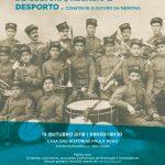 1º Encontro Nacional sobre Arquivos das Associações de Cultura, Recreio e Desporto.