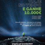 Candidaturas ao Prémio Arquivo.pt 2019