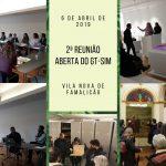 Realizou-se a segunda reunião aberta do GT-SIM em Vila Nova de Famalicão