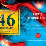 Convite Aniversário 46 anos BAD