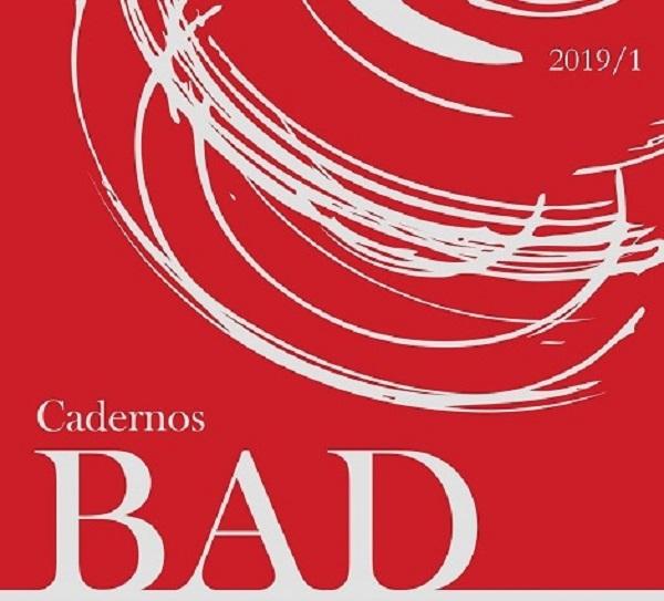 Disponível o número 1/2019 dos Cadernos BAD