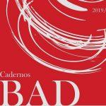 Disponível o nº2 de 2019 dos Cadernos BAD