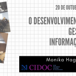 WORKSHOP O desenvolvimento de normas para a gestão da informação em museus (sessão online)