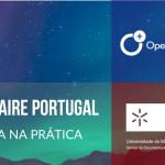 Semana OpenAIRE Portugal - Ciência Aberta na prática